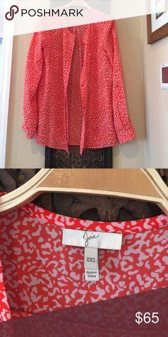 Joie blouse like new Joie blouse like new Joie Tops Blouses Joie e5175bec302dc