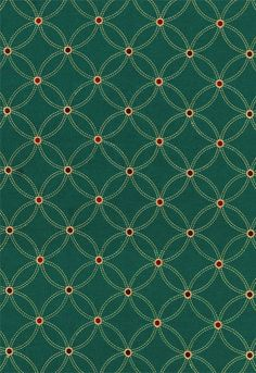Schumacher Fabric Christmas Colors | 62252 Nexus Embroidery in Smokey Teal | Estate of Design