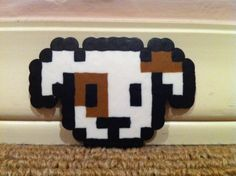 Perler Beads - Dog by Sophia S.