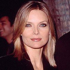 Michelle Pfeiffer - Transformation - 1976 - Star Hair - Star Makeup