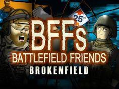 Battlefield Friends - Brokenfield (Season 4 Premiere)