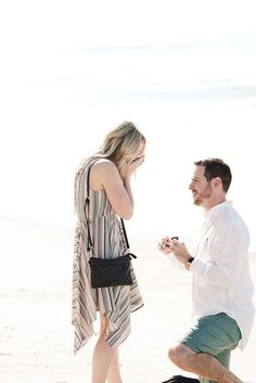 """""""After just a few minutes of walking, Jason abruptly stopped. He immediately started talking about how incredible our relationship is and how much he loves me when he got down on one knee and asked me if I would spend forever with him."""""""