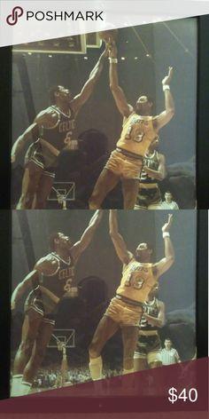 Bill vs. Wilt Basketball Legends photo Other