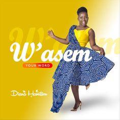 Ghanaian gospel songstress and multiple award-winning gospel artiste Diana Hamilton has released her brand new gospel single 'W'asem (Your Word)' after hit song Download Gospel Music, Spiritual Music, Worship Songs, Hit Songs, Trending Topics, Praise God, Christian Music, Your Word, New Music