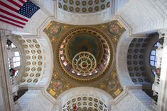 Tour the RI State House   Open to the public M-F from 8:30 am to 4:30 pm except holidays.  Free guided tours are offered at 9 am, 10 am, 11 am, 1 pm, and 2 pm.