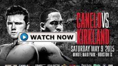 Saul Alvarez vs James Kirkland Live Stream