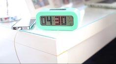 cool digital clock