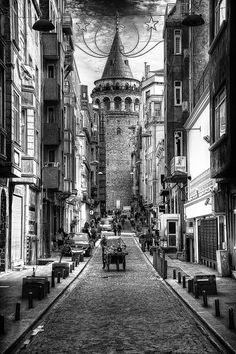 Galata Tower / Istanbul - Mabel - - Galata Tower / Istanbul - Mabel - at wallpaper Urban Design Concept, Urban Design Diagram, Urbane Analyse, Project For Public Spaces, Site Analysis Architecture, Istanbul Travel, Travel Illustration, City Streets, Travel Posters