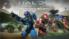 Major Halo 5 Update Monitor's Bounty Revealed - IGN News 343 Industries has shed some light on Halo 5: Guardians' latest update titled Monitor's Bounty and players won't have to wait long to experience the new content in-game. December 07 2016 at 12:18AM  https://www.youtube.com/user/ScottDogGaming