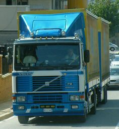 Volvo, Trucks, Vehicles, Truck, Rolling Stock, Vehicle, Cars, Tools