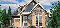 Mascord Plan 21105 -The Sherwood
