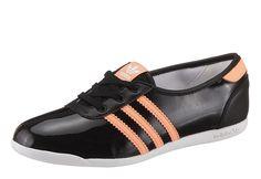 Sneaker, »Forum Slipper 2.0 K«, adidas Originals. Lederimitat, Futter: Textil, Decksohle aus Textil herausnehmbar, Synthetik-Laufsohle, Schuhweite: normal, Schnürung, »Ortholite«-Innensohle....
