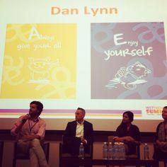 Dan Lynn of #AirAsia #Expedia - always enjoy yourself. #WITnext #traveljobcamp #Webintravel #travel #SMU #Singapore #university - @webintravel- #webstagram