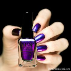 FUN LACQUER - Reunion (New Year 2015 Collection)