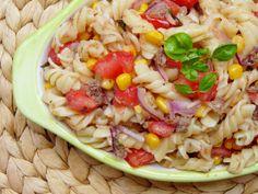 Pasta Salad, Grains, Rice, Dishes, Ethnic Recipes, Kitchen, Food, Crab Pasta Salad, Cooking