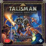 Talisman (fourth edition): The Dungeon Expansion | Board Game | BoardGameGeek
