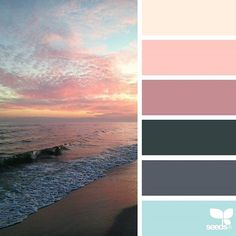 today's inspiration image for { heavenly hues } is by @lashesandlenses ... thank you, Michelle, for another wonderful #SeedsColor image share!