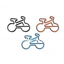 Baby Bike Decorative Paper Clips,Unique Gifts (1 dozen/lot,33*30 mm)
