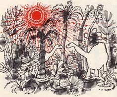 my vintage book collection (in blog form).: In the shop..... Sun Power - illustrated by Don Madden