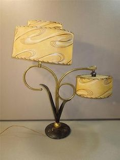 MID CENTURY DANISH MODERN TABLE LAMP