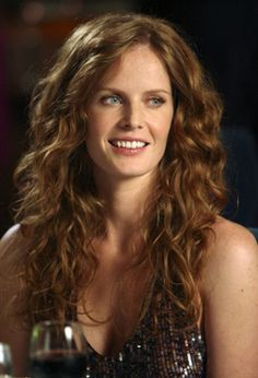 Dr.Charlotte Lewis played by Rebecca Mader