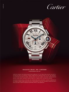 Ballon bleu de Cartier Chronograph 8101 MC
