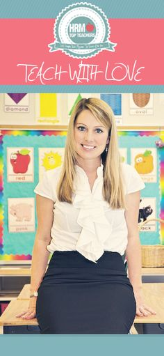 Teach with Love - A great teaching blog. I love her brain break video clips!