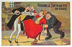 Postcards as propaganda: Women's suffrage movement, 1902-1915. | Milindo Taid