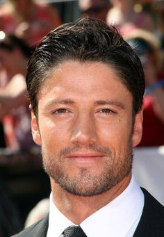 James Scott (E.J. DiMira- Days of Our Lives) Uhh...Christian Gray, anyone?!
