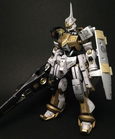 HG 1/144 ReLoy Trooper - Painted Build