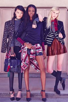 'Declare Your Style' with Forever 21's Back-to-School Campaign http://www.peninsulatowncenter.com/Tenants/Forever21.aspx
