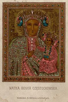 Our Lady of Czestochowa | Adam Cardinal Maida Library, Orchard Lake Schools | Flickr