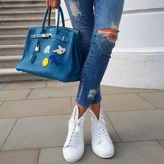 Bunny Sneakers - Minna Parikka (Foto: Instagram/Reprodução)