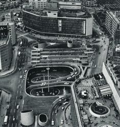 """m-louis:  The West Entrance to Shinjuku Station in Tokyo. 1970   """