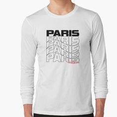 France Typografie • Entdecke einzigartige Designs und Motive von unabhängigen Künstlern. Paris T-shirt, Designs, Shirts, France, Mens Tops, Poster, Fashion, Diwali, Typography