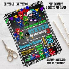 66 Best Birthday Invitation Images