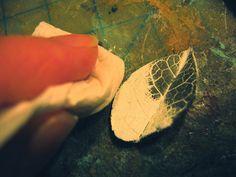leaf tutorial - a set on Flickr