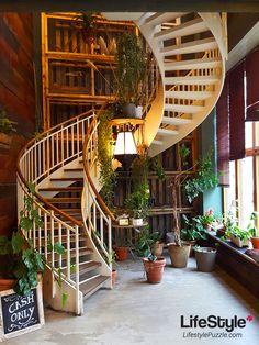 House of Small Wonders in Berlin, Germany  #pub #coffeeplace #berlin #travel #germany