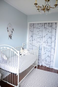 Tribal Themed Nursery