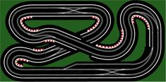 New Digital Track Designs - Page 12 - Tracks & Scenery - SlotForum Slot Car Racing, Slot Car Tracks, Slot Cars, Race Tracks, Scalextric Track, Go Kart, Courses, Scenery, Digital