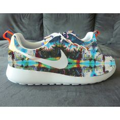 Courtenay Nike's Tie Dye Art Blog