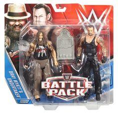 WWE: Bray Wyatt and Undertaker Action Figure 2-Pack