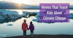 Common Sense Media editors help you choose Movies That Teach Kids About Climate Change. These flicks can help kids understand the realities of global warming. Common Sense Media, About Climate Change, Global Warming, Third Grade, Teaching Kids, Homeschool, Wildlife, Environment, Community