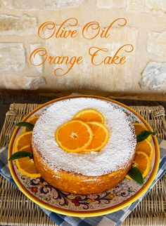 #GotItFree  #GotADiscount I Want to Try Filippo Berio Olive oil with this!  Italian Food Forever » Olive Oil Orange Cake