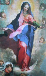 Armonia Espiritual: LA FE DE LA VIRGEN MEDITACIÓN 1