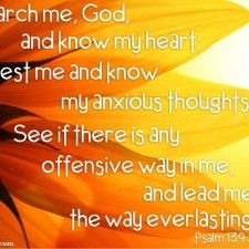 Psalm 139...one of my favorites!