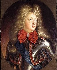 Louis Dauphin of France Son of the French king Louis XIV.and Maria Theresa of Spain. Husband to Maria Anna Victoria of Bavaria and Marie Emilie de Joly de Choin Louis Xiv, Maria Theresa Of Spain, Maria Teresa, French History, European History, Versailles, Grand Dauphin, Duc D'anjou, Ludwig Xiv