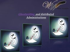 Ghostwriting and editorial services Online