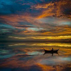 Sunset, Koh Samet    Photograph by Hunziker Laurent, My Shot    Sunset on Koh Samet Island, Thailand