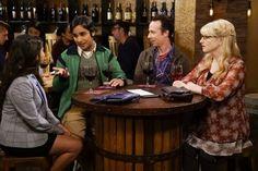 The Big Bang Theory is centered on five characters living in Pasadena, California: roommates Leonard Hofstadter and Sheldon Cooper; Episode Online, Episode 3, Leonard Hofstadter, Amy Farrah Fowler, Melissa Rauch, Mayim Bialik, Jim Parsons, Tv Awards, Brooklyn Nine Nine